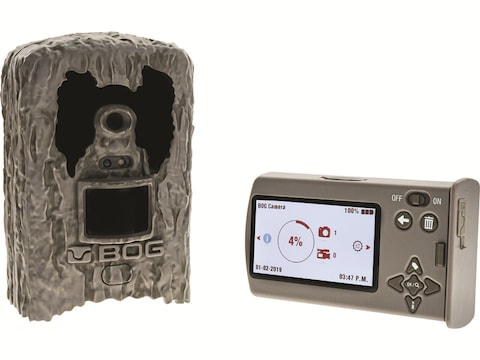 BOG Clandestine Invisible Flash Trail Camera 18 MP