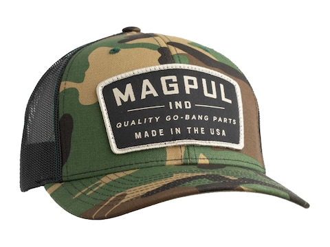 Magpul Men's Go Bang Trucker Snapback Cap