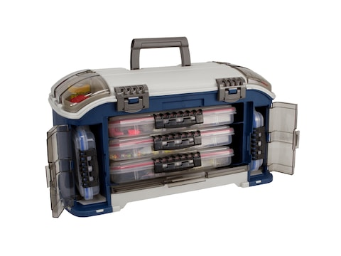 Plano Elite Series 3700 Angled Tackle Box System