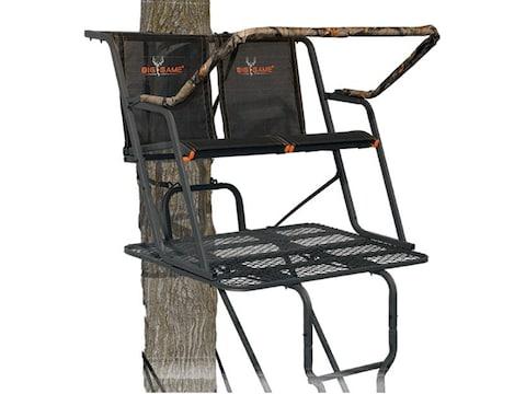 Big Game Spector XT 17' Ladder Treestand Steel