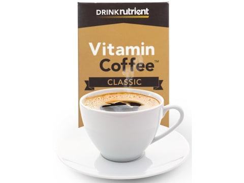 Nutrient Survival Vitamin Coffee Drink Mix 30 Serving