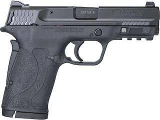 "Smith & Wesson M&P Shield M2.0 EZ Pistol 380 ACP 3.675"" Barrel 8-Round Black"