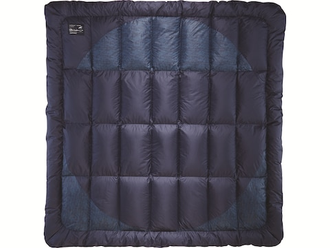 Therm-a-Rest Ramble Down Blanket Double Eclipse Blue