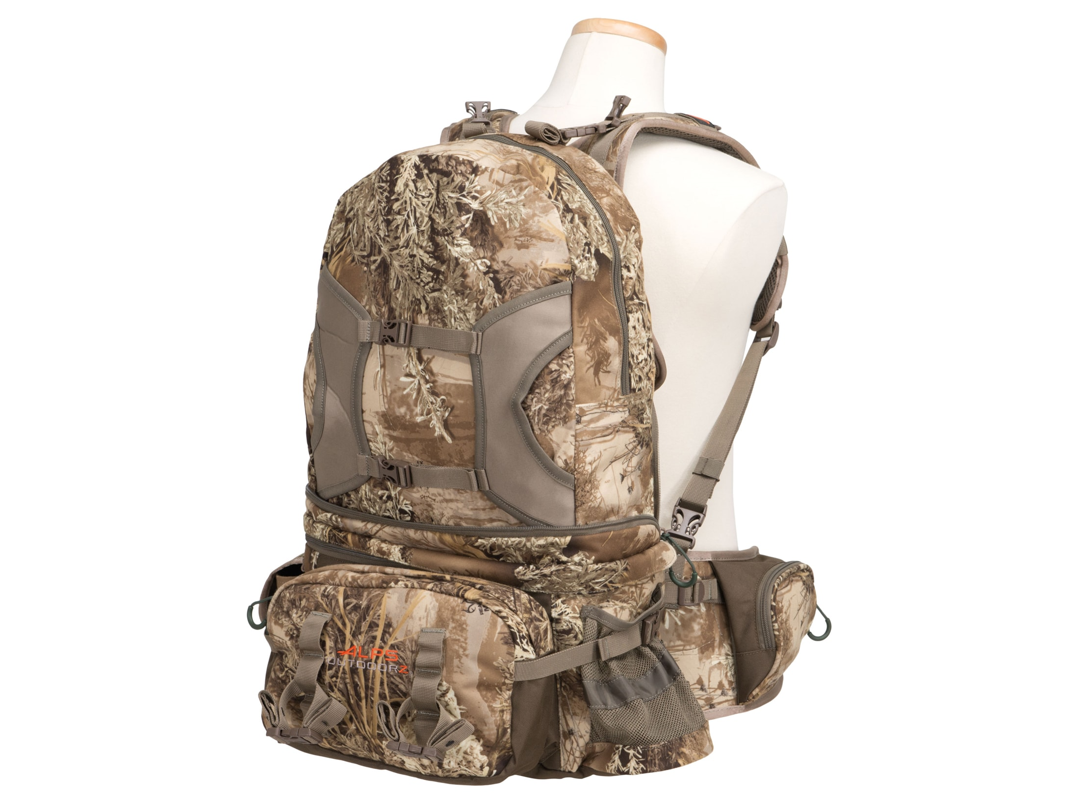 9f49f18003a7 ALPS Outdoorz RMEF Switchback X Backpack Coyote Brown