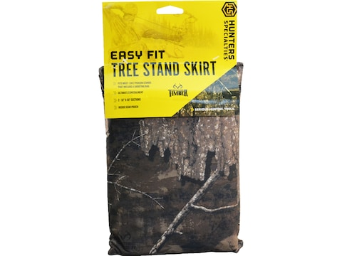 Hunter's Specialties Easy Fit Treestand Skirt Realtree Timber Camo