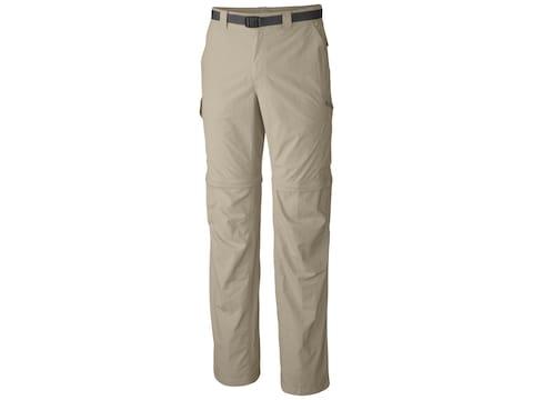 Columbia Men's Silver Ridge Convertible Pants Ripstop Nylon