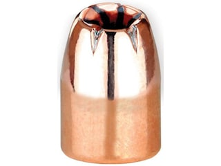 Berry's Superior Plated Bullets 45 Caliber (452 Diameter) 230 Grain Bonded Copper Plated Hybrid Hollow Point Box of 250