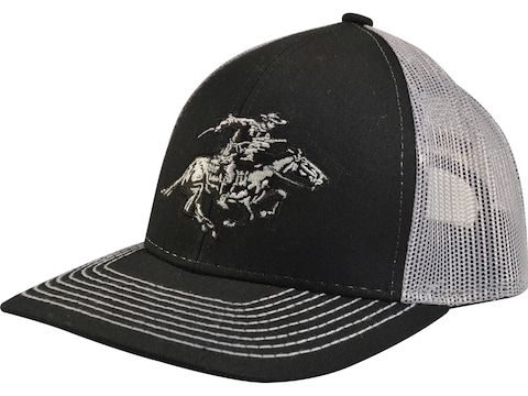 Winchester Men's Mesh Back Pro Round Crown Logo Cap