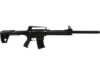 "IFC Radikal MKX3 12 Gauge Semi-Automatic Shotgun 24"" Barrel Black and Black Pistol Grip, Adjustable Cheek Piece"