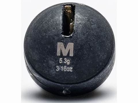 Mustad Tungsten Round Weight