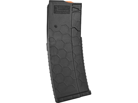 Hexmag HX Series 2 Magazine AR-15 223 Remington, 5.56x45mm, 300 AAC Blackout Polymer