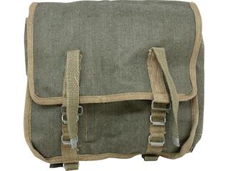 Military Surplus Polish Bread Bag Grade 2 Olive Drab