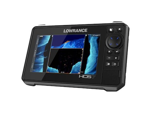 Lowrance HDS LIVE with Active Imaging 3-in-1 Transducer