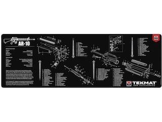 Tekmat Ultra 44 AR-10 Gun Cleaning Mat Black