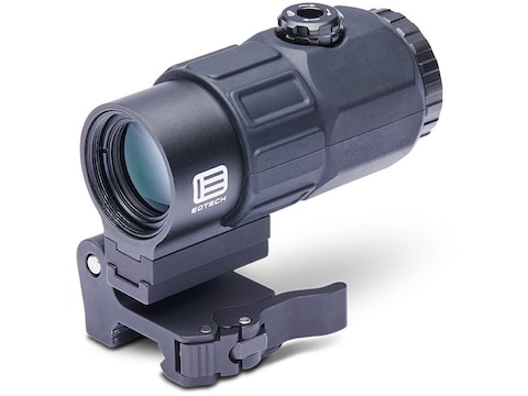 EOTech G45 5x Magnifier with Switch to Side Quick Detachable Mount Matte