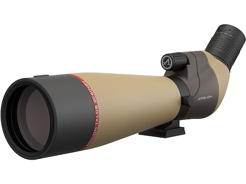 Athlon Optics Talos Spotting Scope 20-60x 80mm with Tripod Angled Body