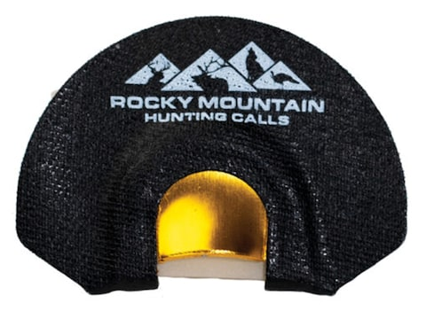 Rocky Mountain Hunting Calls Black Magic Diaphragm Elk Call