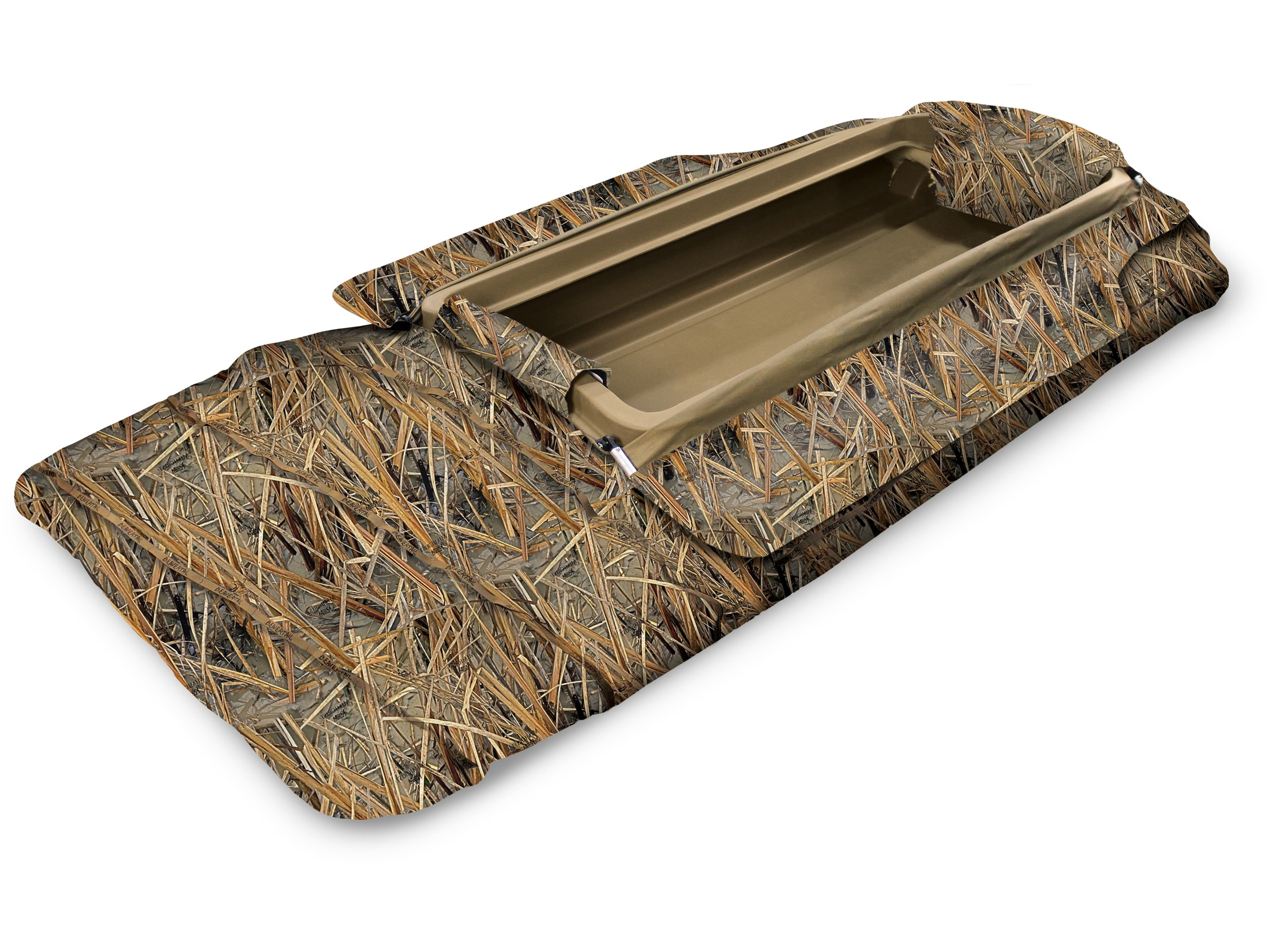 Beavertail Final Attack 8 Sneak Boat Backrest Blind