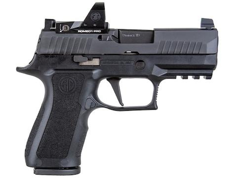 "Sig Sauer P320 RXP Xcompact 9mm Luger Semi-Automatic Pistol 3.6"" Barrel Romeo 1 Pro Wit..."