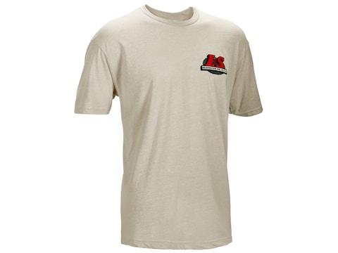 Leupold Men's Vintage L&S Short Sleeve T-Shirt Cotton/Poly