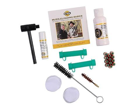 CVA Muzzleloading Essentials Accessory Outfit 50 Caliber Pellet Shooters