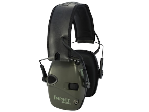 Howard Leight Impact Sport Electronic Earmuffs (NRR 22dB)
