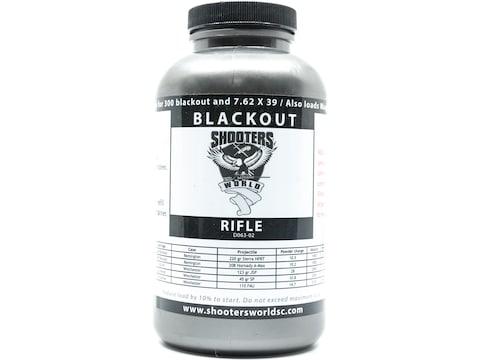 Shooters World Blackout D063-02 Smokeless Gun Powder