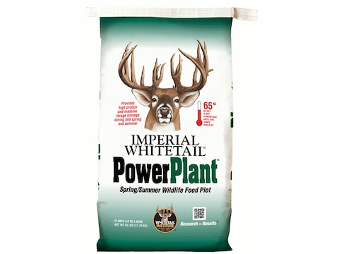 Whitetail Institute Power Plant Annual Food Plot Seed 25 lb