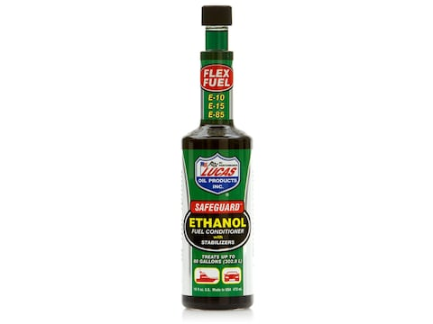 Lucas Oil Safeguard Ethanol Fuel Conditioner with Stabilizers