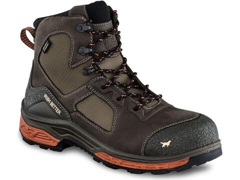 """Irish Setter Kasota 6"""" Non-Metallic Safety Toe Work Boots Men's"""