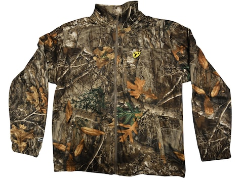 ScentBlocker Men's Wooltex Windblocker Insulated Scent Control Jacket Polyester/Wool