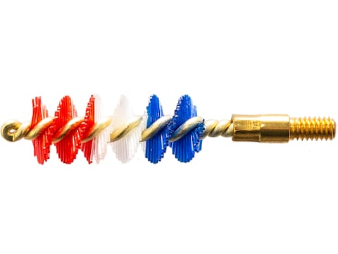 Pro-Shot Patriot Pistol Bore Brush 9mm, 357 Caliber 8 x 32 Thread Heavy Duty Nylon