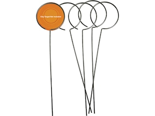 Birchwood Casey Wire Clay Target Holder Pack of 5