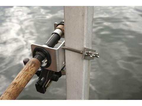 Viking Solutions Dock Rod Holder Aluminum/Stainless Steel