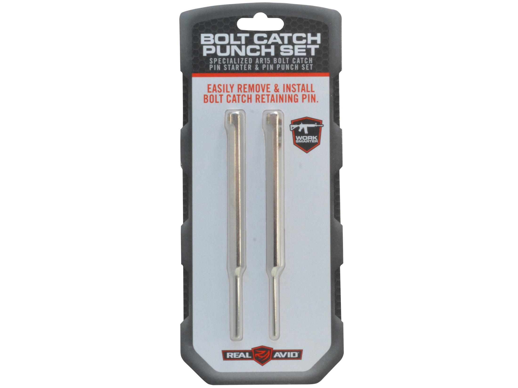 Real Avid Ar 15 Bolt Catch Punch Set
