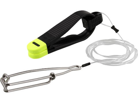 Scotty Power Grip Plus Line Release w/ Stacking Self-Locating Snap and Leader