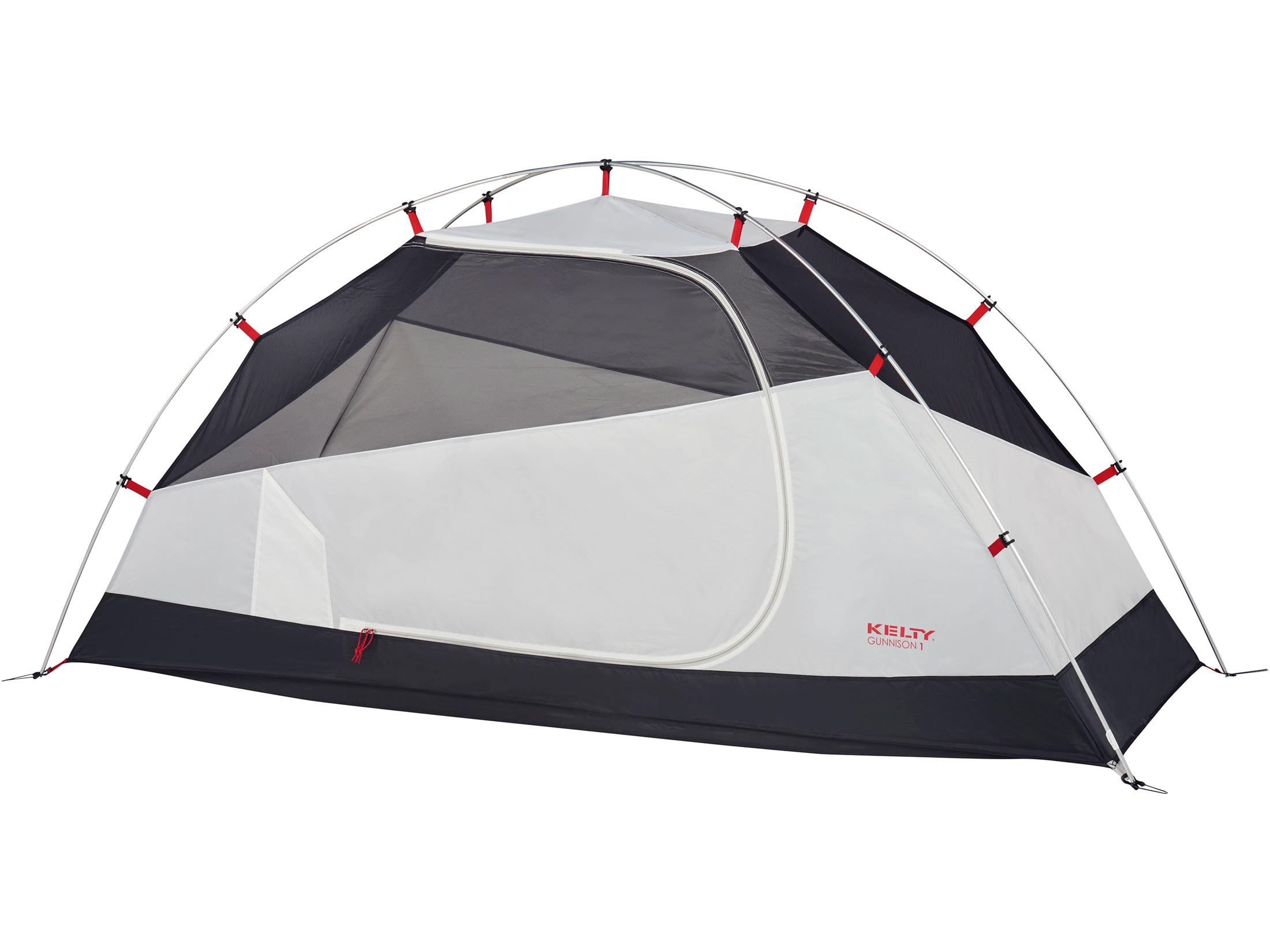 Kelty Gunnison 1 Person Dome Tent Footprint 89 x 29 x 43 ...