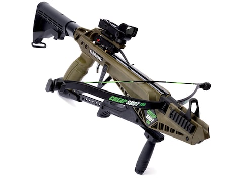 Cold Steel Cheap Shot 130 Crossbow Package