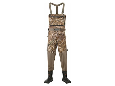 Lacrosse Alpha Swampfox Drop Top 3.5mm 600 Gram Insulated Nylon Chest Waders Realtree M...