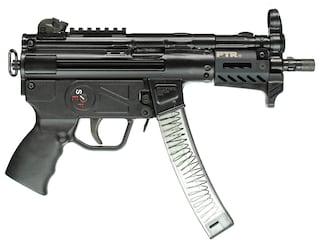 "PTR Industries PTR-9KT Semi-Automatic Pistol 9mm Luger 5.16"" Barrel 30-Round Black"