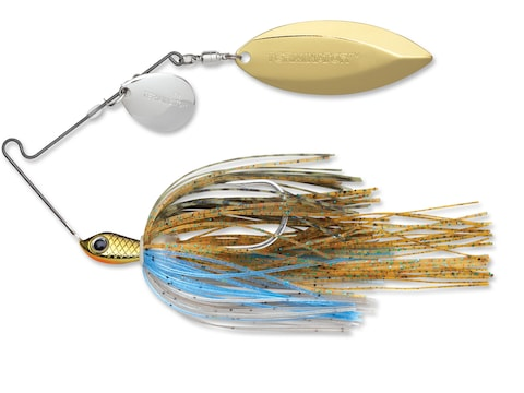 Terminator Super Stainless Tandem Spinnerbait