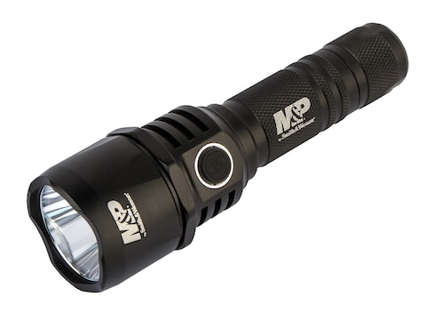 Smith & Wesson Duty Series MS RXP Flashlight LED with Rechargeable 18650 Battery Alumin...