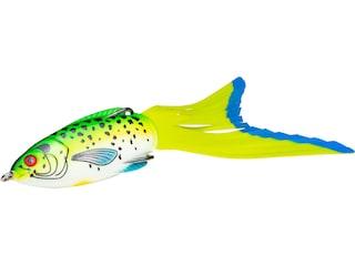 Strike King Hack Attack Pad Perch Topwater Leopard Perch