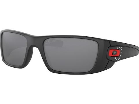 Oakley Fuel Cell Sunglasses B. Ross Frame/Black Iridium Lens