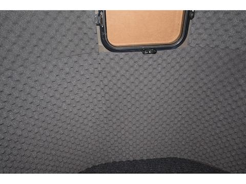 Banks Outdoors Stump Box Blind Foam Wall Insulation Gray