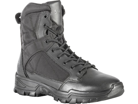 """5.11 Fast-Tac 6"""" Tactical Boots Leather and Nylon Men's"""