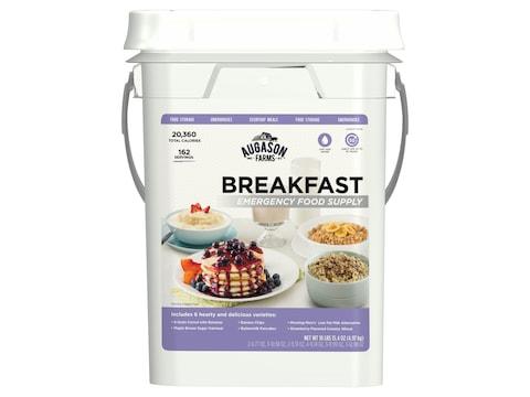 Augason Farms Breakfast Emergency Food Supply 11 lbs