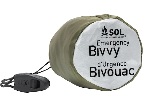 SOL Survival Bivy OD Green