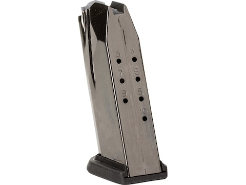FN Magazine FN FNS-40C 40 S&W 10-Round Steel Black