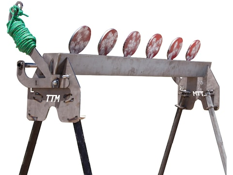 "Spartan Armor DIY Plate Rack 8"" AR500 Paddle Kit"